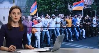 Выпуск новостей за 15:00: Задержание Пашиняна. Восстановление водоснабжения в Авдеевке