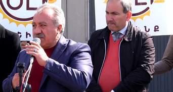 Протести у Єревані: з СІЗО звільнили трьох опозиціонерів