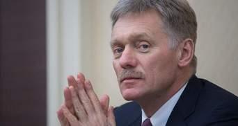 Проводити паралелі з Україною недоречно, – у Кремлі прокоментували вірменські протести