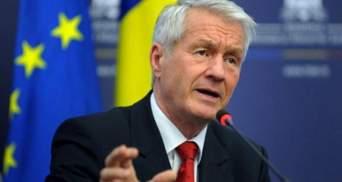Генсек Ради Європи пояснив, чому вітаючи Путіна не згадав про окупований Крим