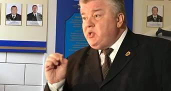 Восстановленного в должности Бочковского охрана не пускает на рабочее место