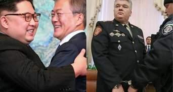 Главные новости 27 апреля: встреча лидеров КНДР и Южной Кореи, скандал с Бочковским