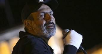 У понеділок у Вірменії припиняться протести: лідер опозиції готується до зустрічі з владою
