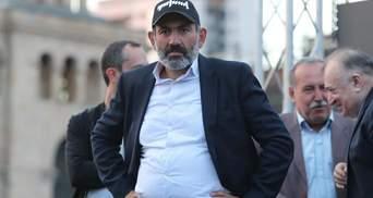 Армяне должны продолжить протесты до смены власти, – Пашинян