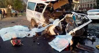 Смертельное ДТП в Кривом Роге: подозреваемого водителя перевели из больницы в СИЗО