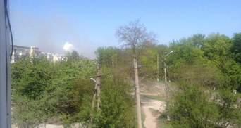 Оприлюднено перші версії причин нових вибухів на військових складах у Балаклії