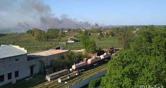 Надзвичайна ситуація у Балаклії: в ЗСУ заявили про відсутність вогнищ пожежі