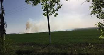 Взрывы на военном арсенале в Балаклее прекратились, – ВСУ