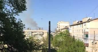 Пожежа на складі боєприпасів у Балаклії: прокуратура відкрила справу