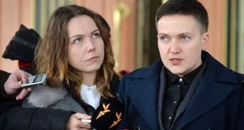 Сестра Савченко анонсувала акцію на підтримку нардепа: названі місце та час