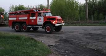 Вибухи боєприпасів у Балаклії: яка ситуація на місці пожежі (фото)