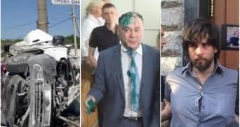 Головні новини 4 травня: ДТП у Дніпрі, стрілянина в Нікополі і затримання найманця у Києві