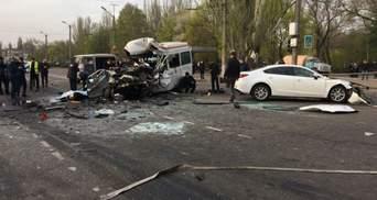 Смертельное ДТП в Кривом Роге: подозреваемый водитель легковушки скончался в СИЗО