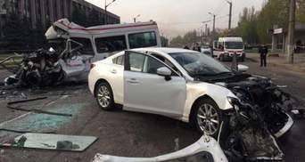 Смерть подозреваемого в ДТП в Кривом Роге: известно, что водитель Mazda скончался в СИЗО