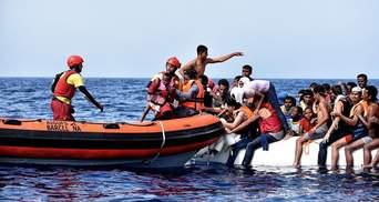 В Средиземном море близ Испании спасли почти 500 мигрантов