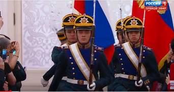 У Путіна з'явився страх перед радянською символікою – доказом цього є його інавгурація