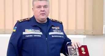 Скандальний екс-голова ДСНС Бочковський примусово вимагає поновити його на посаді