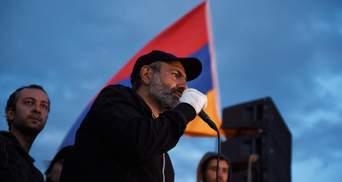 Сьогодні у Вірменії голосуватимуть за прем'єрство Пашиняна