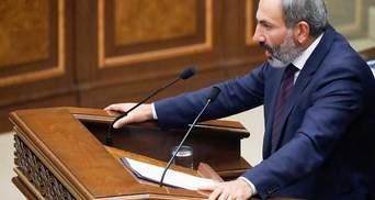 Нікол Пашинян обраний прем'єр-міністром Вірменії