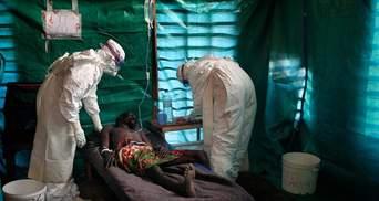 Эбола возвращается: в Конго 17 погибших