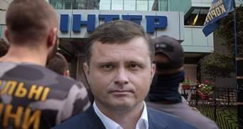 """Никто не имеет права отобрать 9 мая, – """"оппоблоковец"""" Левочкин отреагировал на пикет """"Интера"""""""