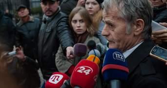 Мустафа Джемілєв озвучив сценарії, за яких Крим знову стане частиною України
