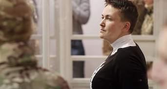 Савченко получила оружие для теракта от полковников из России, – Луценко