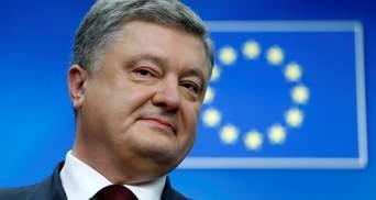 ЄС ввів санкції проти організаторів виборів в окупованому Криму, – Порошенко
