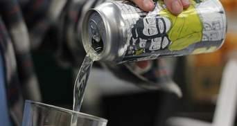 У США і Японії з'явилося прозоре пиво