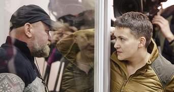 Запланований Савченко та Рубаном теракт у Верховній Раді відтворили на полігоні: деталі