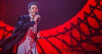 MELOVIN признался, боится ли он открывать Евровидение 2018