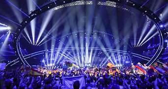 Появилось видео самых красивых моментов финала Евровидения 2018: без Melovin'а не обошлось