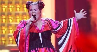 Понравилась ли вам победная песня Нетти Барзилай на Евровидении 2018?