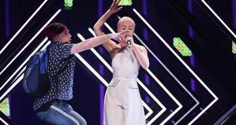 СМИ обнародовали резонансные детали о мужчине, который на сцене атаковал участницу Евровидения