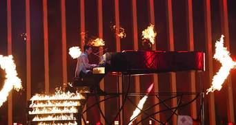 Финал Евровидения 2018: как европейские зрители проголосовали за MELOVIN'а