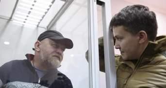 Савченко розповіла, чи потрапить у список на обмін до бойовиків