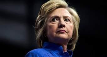 Клінтон: Під загрозою з боку Росії та Китаю перебувають всі демократії