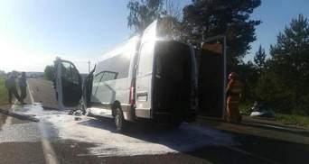 ДТП с детьми в Беларуси: мать пострадавшего мальчика рассказала об обстоятельствах поездки