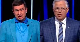 """""""Ось твої 30 срібняків, юдо"""": втікач Марков і Симоненко поскандалили в ефірі КремльТБ"""