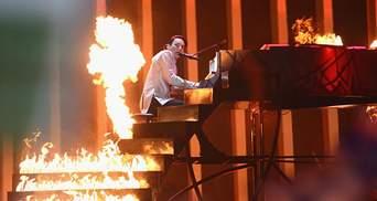 Притула поділився емоціями від виступу MELOVIN'а на Євробаченні 2018