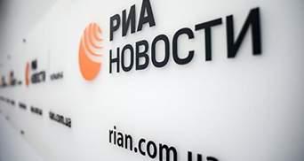 """Работников """"РИА Новости Украина"""" вызвали на допрос в СБУ: фото офиса после обысков"""