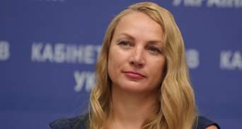 Нехай СБУ займається фінансовими схемами, а не звинуваченнями в державній зраді, — Попова