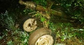 Українські військові на Донбасі захопили зброю проросійських бойовиків: фото