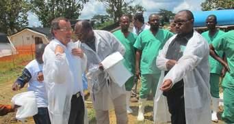 У Конго завезли 4 тисячі доз вакцини від Еболи