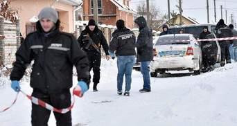 ГПУ завершила розслідування перестрілки поліції у Княжичах