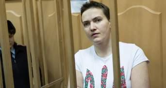 Адвокат Савченко не исключает, что она согласится на помощь от Медведчука