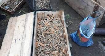 На Франківщині поліція вилучила вражаючу кількість зброї у колишнього військовослужбовця