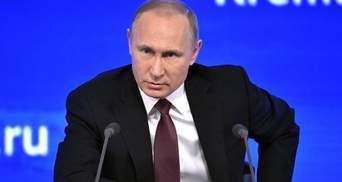 Путін здивовано прокоментував затримання Вишинського в Україні