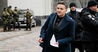 Адвокат Савченко сообщил, какие изменения в ее организме произошли за время голодовки