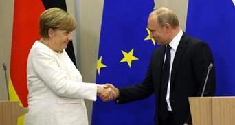 Путін назвав Меркель свою ціну, – німецьке видання про зустріч двох лідерів